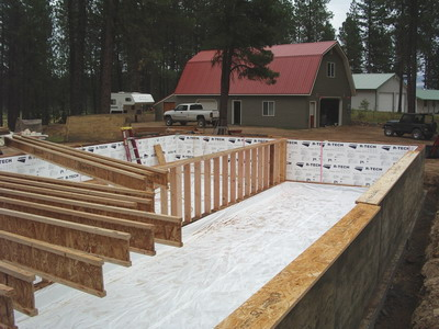 Foundation And Footings